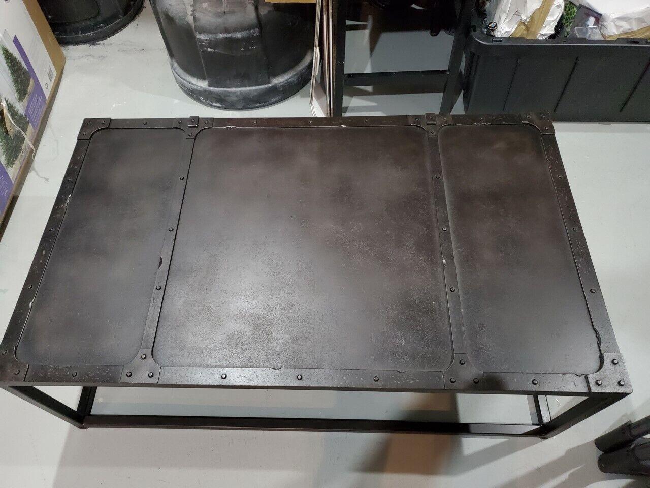 Restoration Hardware Medium Rectangle Marble Plinth Coffee Table White For Sale Online Ebay