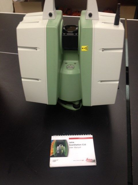 Leica Scan Station c10 3d Laser Scanner in great condition