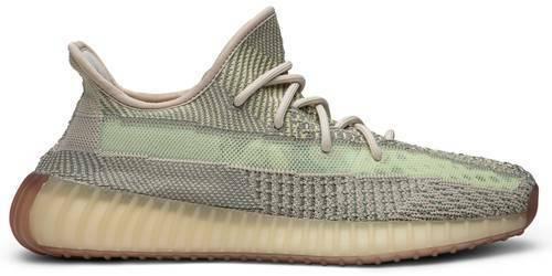 Adidas Yeezy Boost 350 V2 Gray Blue Sneakers Size Men's 6.5 FW3042 NEW NIB