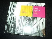 "CD DIGIPACK NEUF ""THE GIANT"" Dizzy GILLESPIE / Jazz in Paris"
