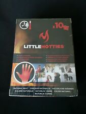 Orange Little Hotties Warmers Adhesive Hand Warmer One Size Pack of 10
