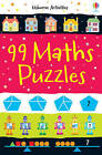 99 Maths Puzzles by Various (Paperback, 2015)
