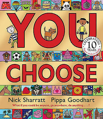 1 of 1 - You Choose!, Pippa Goodhart | Paperback Book | Acceptable | 9780552547086