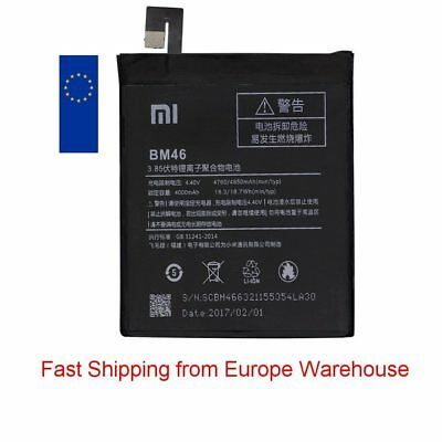 New Battery BM46 4030mAh for Xiaomi Redmi Note 3 - Fast Shipping from Europe