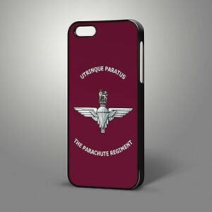 The Parachute Regiment Phone Case IPhone 4/4S/5/5S/5C/6<wbr/>/7/8/x