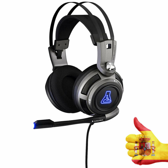 Auriculares G-Lab KORP 200 Gaming PC PS4 PS5 XBOX ENVIO URGENTE 24HRS