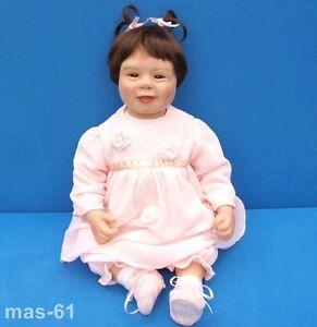 Rebecca Wilson Biedermann KÜnstlerpuppe Puppe 55 Cm Doll Limitiert Dolls & Bears Dolls