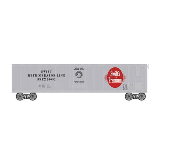 Atlas N #50001174 Swift Refigerator Lines 50/' Mechanical Reefer Road #25039