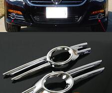 Chrome Fog light Cover Trim For VW Volkswagen PASSAT CC 2009 2010 2011