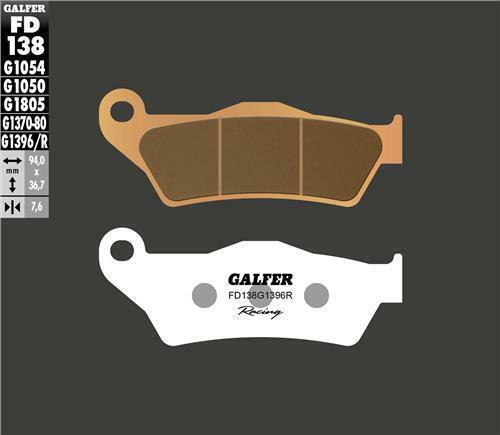 KTM SX 144 Galfer Brake Pads Front FD 138 1396 Motocross Enduro