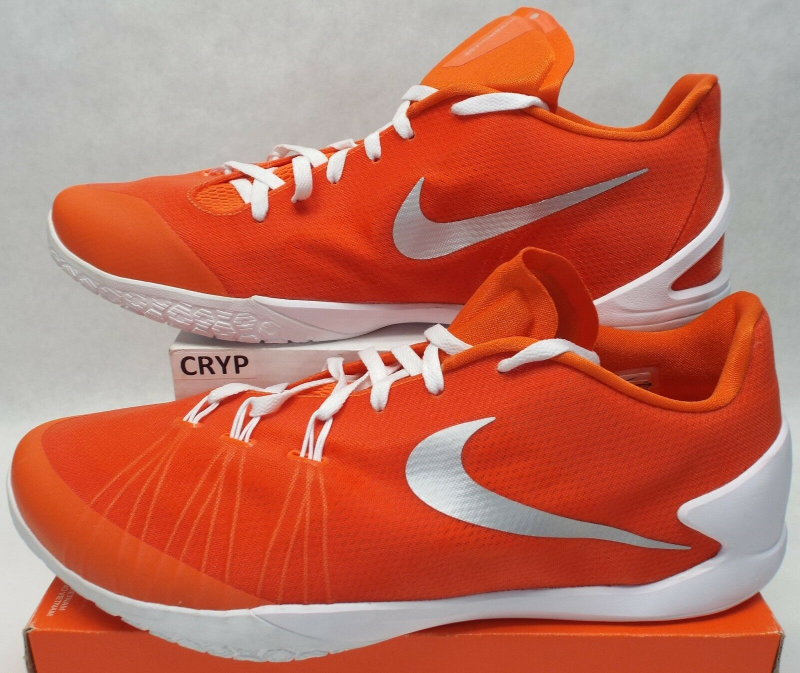 New Hommes 18 NIKE Hyperchase TB Basketball  Orange blanc  Chaussures  Basketball 150 813262-802 0a9cbb