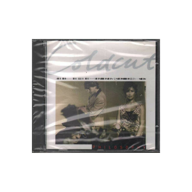 Coldcut CD Philosophy Nuovo Sigillato 0743211642620