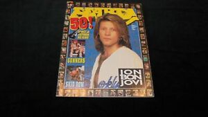 HARD-metal-magazine-rivista-n-50-1994-KISS-pantera-GNR-megadeth-GUN-NIN