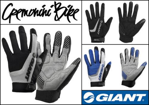 GIANT guanti bici corsa mtb lunghi ciclismo long gloves bike DH downhill Enduro