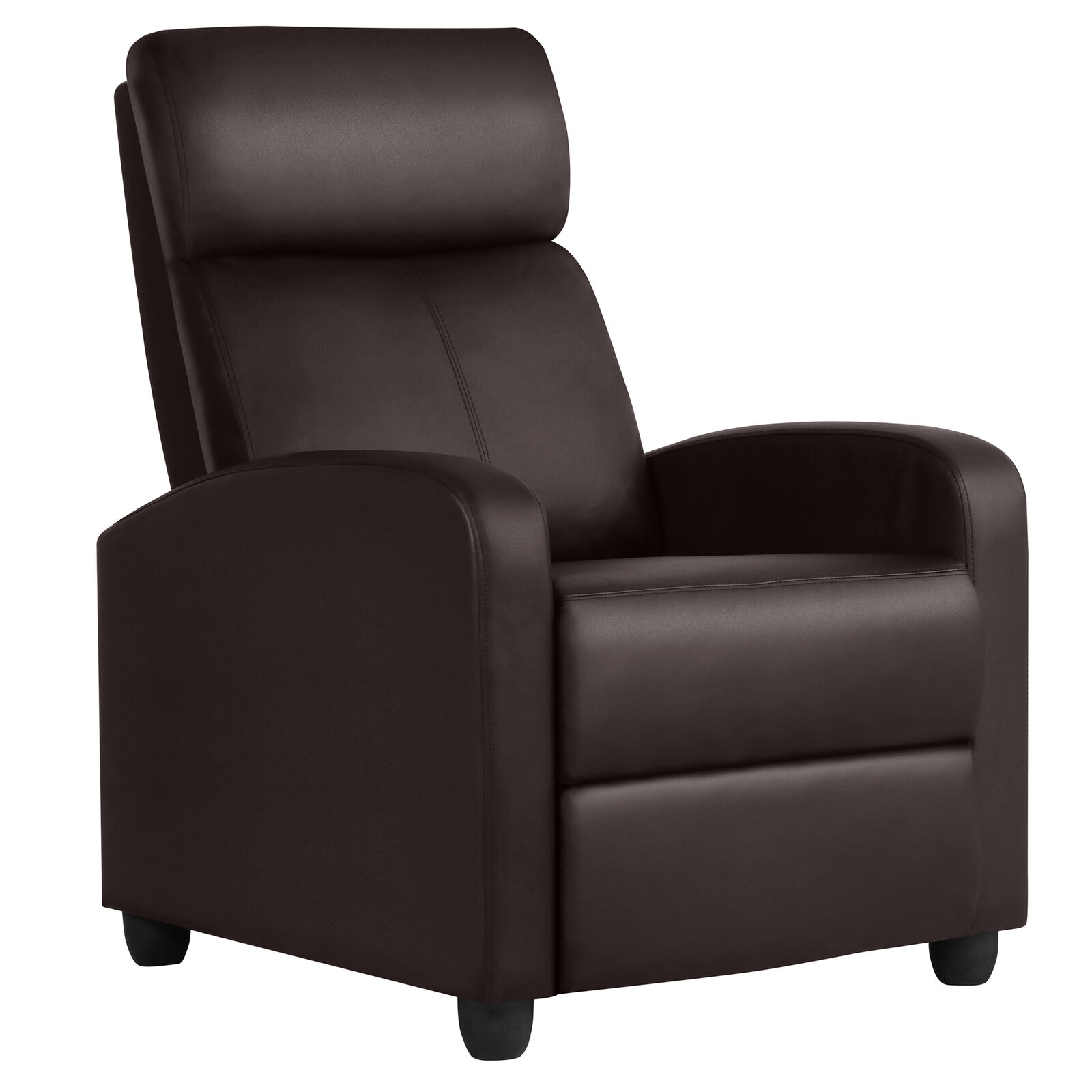 Black Sofa Bed W Cup Holder Home