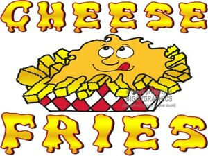 CHEESE-FRIES-VINYL-DECAL-CHOOSE-SIZE-CONCESSION-STAND-BOARDWALK