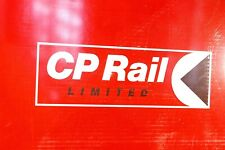 Lionel 6-11710 CP Rail Limited Production Sd40 Freight Set From 1989 MIB