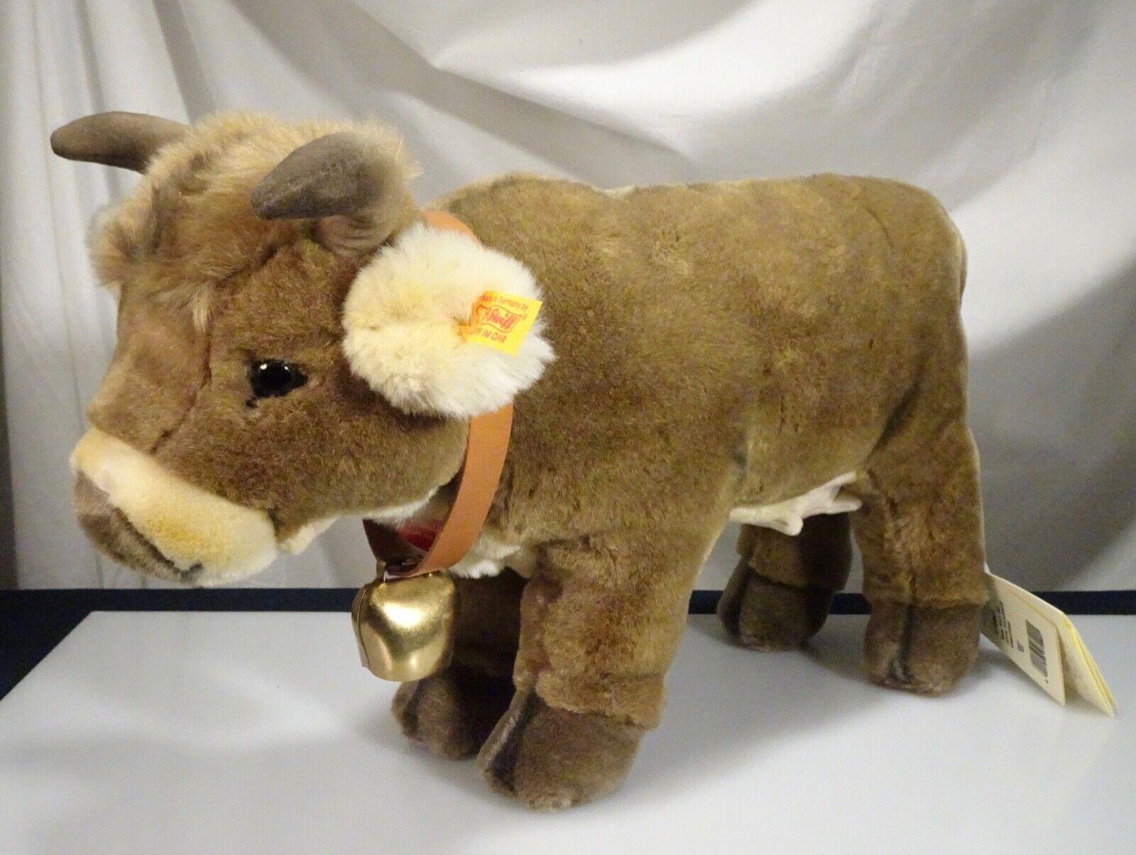 Steiff Resi die Kuh 15   Neu Plüschtier Spielzeug 072901 - 56514