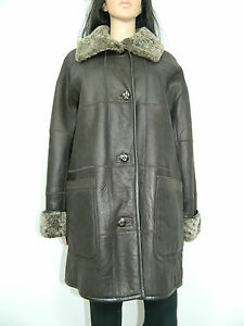 Christ Shearling Coats - Coat Nj