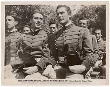 Movie Still Photograph Errol Flynn in They Died With Their Boots On~106808