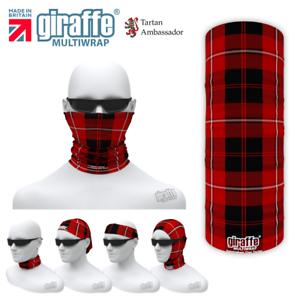 Cunningham clan écossais tartan Multifonctionnel Headwear Bandana Tube Bandana