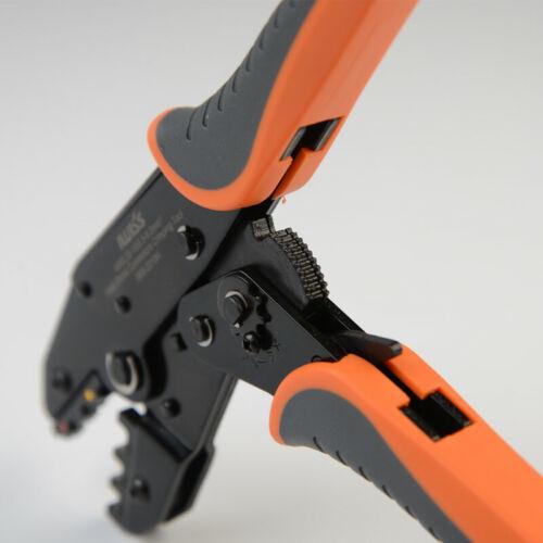 IWISS IWS-2210H AWG22-10 0.5-6.0mm2 Heat Shrink Connectors Crimping Tool Crimper