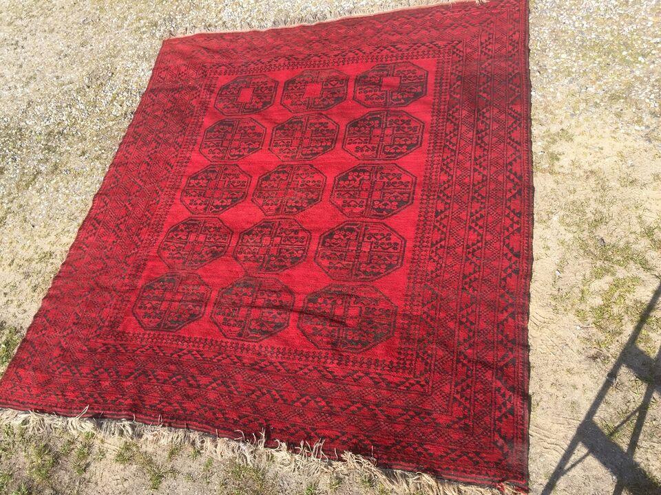 Løse tæpper, ægte tæppe