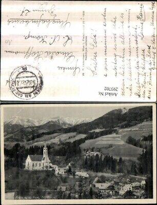 Offizielle Website 293702,prein An D. Rax Teilansicht Kirche Alpenhotel Unterer Eggl Bergkulisse Nachfrage üBer Dem Angebot