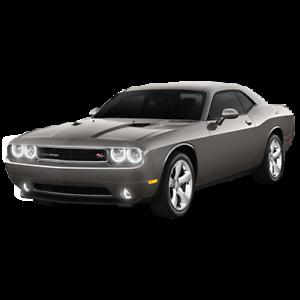 for-Dodge-Challenger-08-13-White-LED-Halo-kit-for-Headlights-amp-Fog-Lights