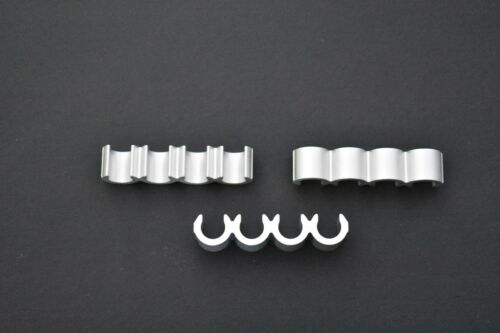 spark plug  wire separators 8.5mm to 8.8mm anodized aluminuim