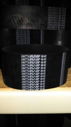GATES UNITTA Timing Belt 5GT All Length Width Available 450-5GT-20 3D printer