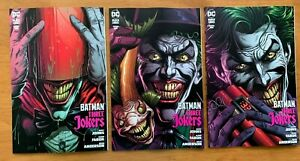 BATMAN-THREE-JOKERS-1-2020-Three-Book-Premium-Variant-Set-NM