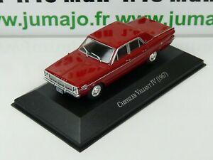 ARG40G-Voiture-1-43-SALVAT-Autos-Inolvidables-CHRYSLER-VALIANT-IV-1967