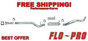 4-034-Stainless-Exhaust-Cat-Back-Flo-Pro-SS823-fits-01-05-Chevrolet-GMC-Duramax