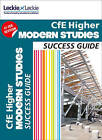 CfE Higher Modern Studies Success Guide by Leckie & Leckie, Donna Millar (Paperback, 2016)