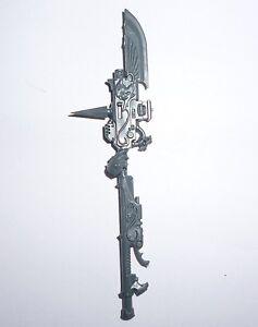 Adeptus Custodes Gardien Guard Guardian Spear C – G648-afficher Le Titre D'origine Ni Trop Dur Ni Trop Mou