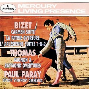 PARAY/DSO - CARMEN-SUITE/+  CD NEW+ BIZET,GEORGES
