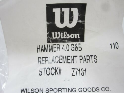 BUMPERGUARD Z7131 GROMMET SET WILSON PRO STAFF 4.0 HAMMER 110 18x20