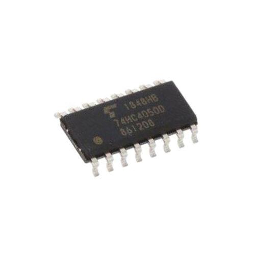 6x 74HC4050DBJ IC Digital Hex Onduleur Canaux 6 SMD Série SO16 SC