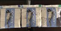 NEW Jockey Women's Elance 6 Pack French Cut Underwear Classic Sizes 6-7 Or 8