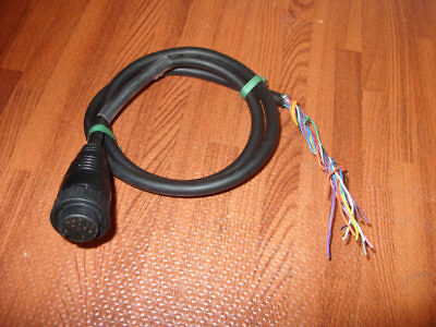 Furuno 000-164-608 FRUDD-18AFFM-L180 NavNet 3D TZtouch 18 Pin to NMEA Cable
