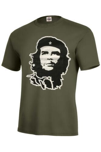 Che Guevara T-shirt Révolution Tailles Adultes S-5XL Couleurs Assorties doit avoir!!!