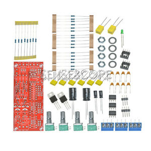 NE5532 HIFI Preamp Pre-amplifier Tone Board Kit Treble Alto Bass Volume Control