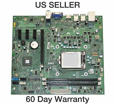 Tested Dell Inspiron 660 Vostro 270 84J0R XR1GT mATX DDR3 1155 Motherboard