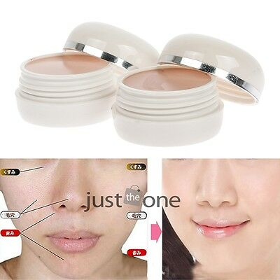Chic Concealer Foundation Cream Cover Black Eyes Acne Scars Nature Makeup 0521