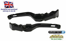 Oberon Ducati Superbike 749 Dark Adjustable Airo Levers B010C020-2-BB