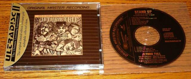 jethro tull stand up collectors edition