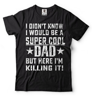 Gift For Dad T-shirt Cool Dad Tee Birthday Gift For Dad From Daughter T-shirt