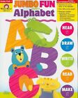 Jumbo Fun With The Alphabet 9781596739420 Paperback