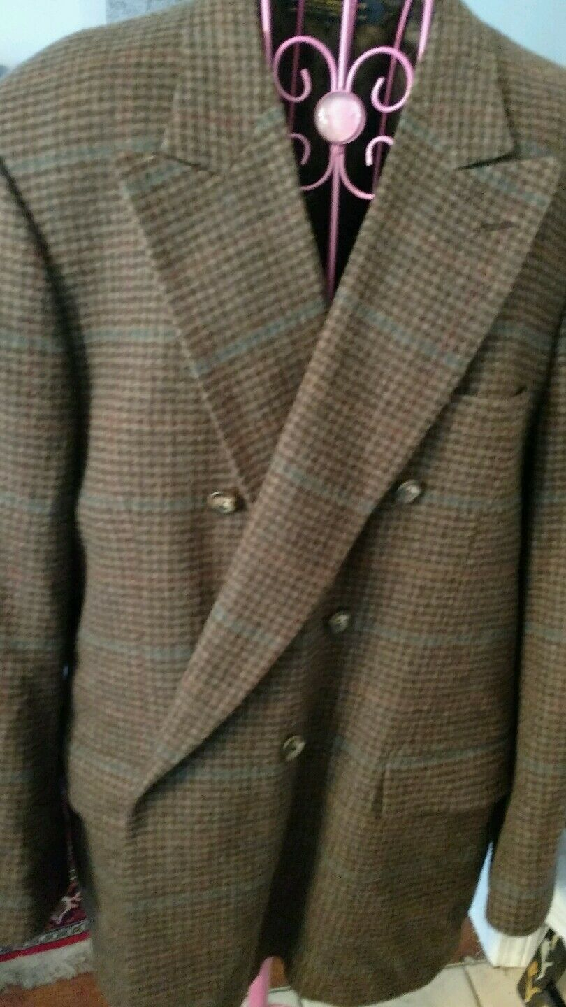 Brooks Brothers 100% Camel Hair Blazer Sports Coat Made in USA